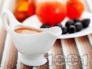 Рецепта Сос от пресни домати и маслини